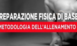 SCUOLA DELLO SPORT, CORSO DI METODOLOGIA DELL'ALLENAMENTO