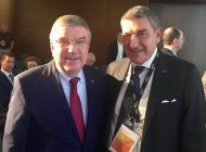 SPORTACCORD 2018, IL PRESIDENTE MOLEA RELATORE AL SUMMIT PIU' IMPORTANTE DELLO SPORT INTERNAZIONALE