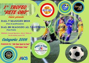 """ROMA, 1° TROFEO """"RETE ORO"""" CALCIO GIOVANILE @ Roma   Roma   Lazio   Italia"""
