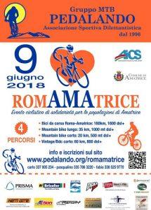 ROMA, PEDALATA PER AMATRICE @ Roma | Roma | Lazio | Italia