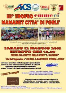 FORLI', 3° TROFEO MAMANET CITTA' DI FORLI' @ Forli   Forlì   Emilia-Romagna   Italia