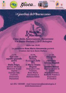 """BOLOGNA, RASSEGNA LETTERARIA """"IL MAGGIO DI MARYLOU"""" @ Bologna   Bologna   Emilia-Romagna   Italia"""