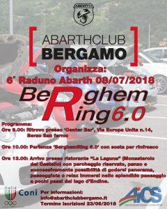 BERGAMO, BERGHEM RING 6.0 @ Bergamo | Bergamo | Lombardia | Italia