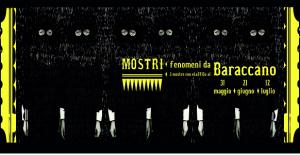 """BOLOGNA, INAUGURAZIONE DEL CICLO DI MOSTRE """"MOSTRI. FENOMENI DA BARACCANO"""" @ Bologna   Bologna   Emilia-Romagna   Italia"""