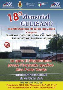 """MESSINA, PARTE IL  """"18° MEMORIAL GULISANO"""" @ Messina   Messina   Sicilia   Italia"""