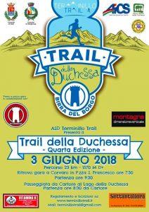 RIETI, TRAIL DELLA DUCHESSA @ Rieti | Rieti | Lazio | Italia