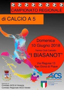 VENEZIA, CAMPIONATO REGIONALE DI CALCIO A 5 @ Venezia | Venezia | Veneto | Italia