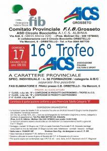 GROSSETO, BOCCE: 16° TROFEO AICS @ Grosseto | Grosseto | Toscana | Italia