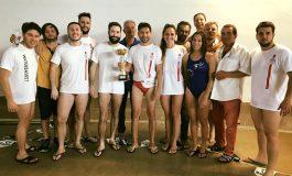 WATERBASKET, LA WATERBASKET FIRENZE VINCE LA COPPA ITALIA AICS