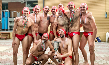 WATERBASKET AICS, PERUGIA CAMPIONE D'ITALIA 2018