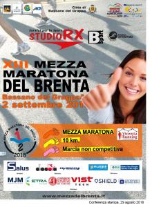 BASSANO DEL GRAPPA, XIII MEZZA MARATONA DEL BRENTA @ Vicenza | Vicenza | Veneto | Italia