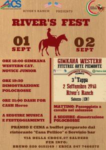 CUNEO, RIVER'S FEST @ Cuneo | Cuneo | Piemonte | Italia