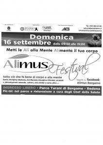 BERGAMO, ALIMUS FESTIVAL @ Bergamo | Bergamo | Lombardia | Italia