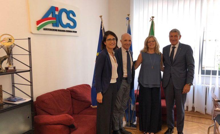 PANATHLON INTERNATIONAL E AICS INSIEME PER LA PROMOZIONE DEL FAIR PLAY SUL CAMPO