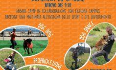 CINOFILIA: CON AICS, SPORT&FUN A 6 ZAMPE