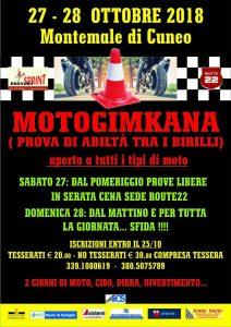 CUNEO, MOTOGIMKANA: PROVA DI ABILITA' TRA BIRILLI @ Cuneo | Cuneo | Piemonte | Italia
