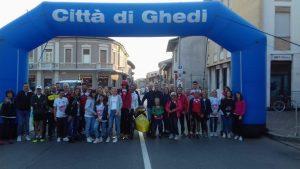BRESCIA, UN… PONTE DI SOLIDARIETÀ HA TENUTO A BATTESIMO IL TEAM ATLETICA GHEDESE @ Brescia   Brescia   Lombardia   Italia