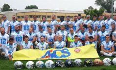 FOOTBALL AMERICANO, VIA AL CAMPIONATO AICS