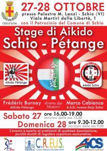 SCHIO (VICENZA), STAGE DI AIKIDO @ Vicenza | Vicenza | Veneto | Italia