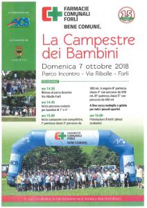 FORLI', AICS ALLA CAMPESTRE DEI BAMBINI @ Forli | Forlì | Emilia-Romagna | Italia