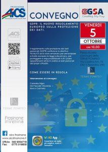 FROSINONE, PRIVACY: CONVEGNO SUL GDPR @ Frosinone | Lazio | Italia