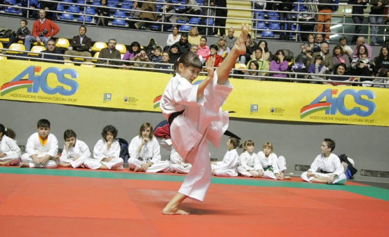KARATE, STAGE NAZIONALE AICS