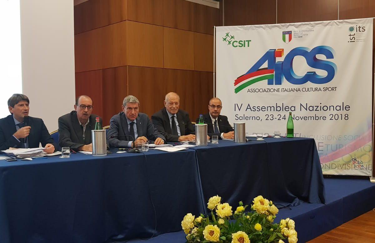 RIFORMA SPORT, AICS: GOVERNO NON DIMENTICHI LO SPORT DI BASE