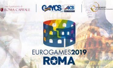 GAYCS, ROMA CORRE VERSO GLI EUROGAMES 2019