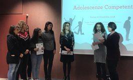 ADOLESCENZE COMPETENTI, ECCO LE SCUOLE PREMIATE