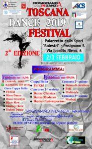 TOSCANA, TOSCANA DANCE FESTIVAL @ Toscana