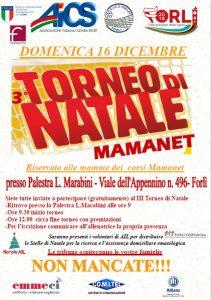 FORLI', 3° TORNEO DI MAMANET @ Forli