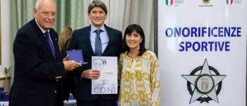 """PREMI CONI, I DIRIGENTI E LE SOCIETA' AICS SUPER """"STELLATI"""""""