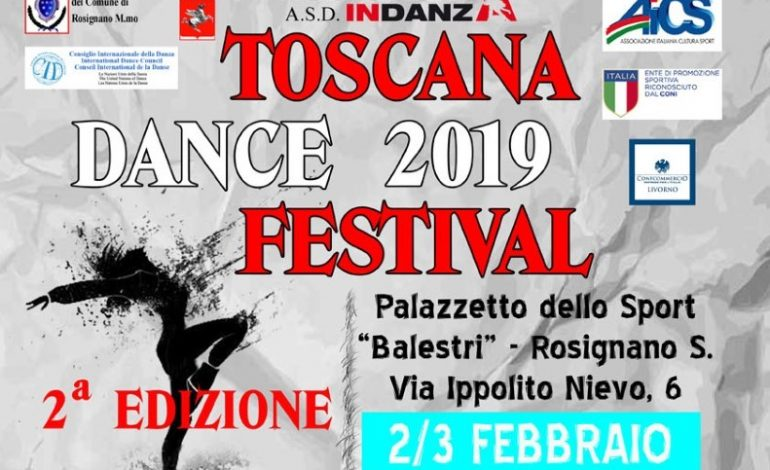 CON AICS, VIA AL TOSCANA DANCE FESTIVAL