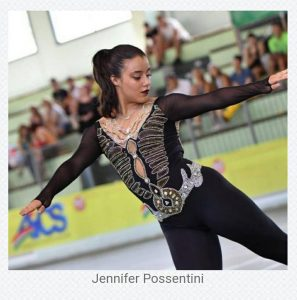 PISTOIA, due ATLETE PISTOIESI ALL'INTERNATIONAL SKATE AWARD @ Pistoia