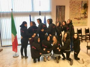 MASSA CARRARA, I RAGAZZI DELLA CLACSONBEAUTY IN RUSSIA PER EXPECTATION OF EUROPE @ Massa Carrara