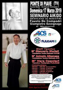 VICENZA, SEMINARIO DI AIKIDO @ Vicenza
