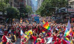 GAYCS E ROMA EUROGAMES 2019 AL PRIDE CON OLTRE 50 ASSOCIAZIONI LGBT ITALIANE A NEW YORK VERSO IL WORLD PRIDE A ROMA DEL 2025