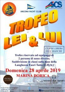 ANCONA, VELA: TROFEO LEI&LUI @ Ancona