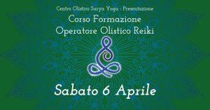 PRATO, CORSO PER OPERATORE OLISTICO REIKI @ Prato