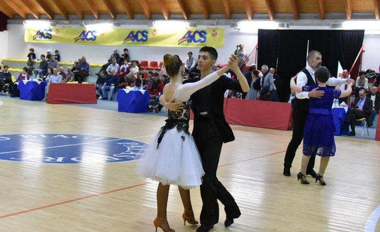 DANZA SPORTIVA, 4° trofeo DELL'APPENNINO