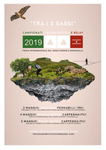 CARPEGNA, CAMPIONATI ITALIANI MIDDLE E RALAY @ CARPEGNA