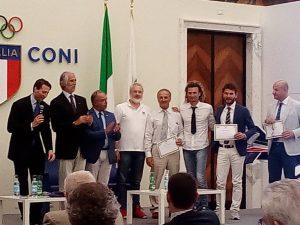 ANCONA, GLI ORGANIZZATORI DEL CAMPIONATO PARAMOTORE DA MALAGO' @ Ancona
