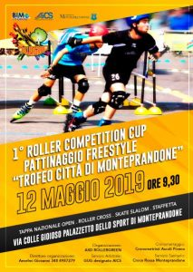 """ASCOLI PICENO, 1° ROLLER COMPETITION CUP """"TROFEO CITTA' DI MONTEPRANDONE"""" @ Ascoli Piceno"""