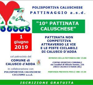 BERGAMO, 10° PATTINATA CALUSCHESE @ Bergamo