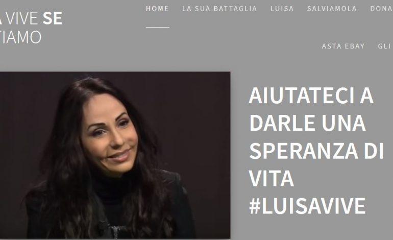 SOLIDARIETA', L'APPELLO DI AICS PER SALVARE LUISA