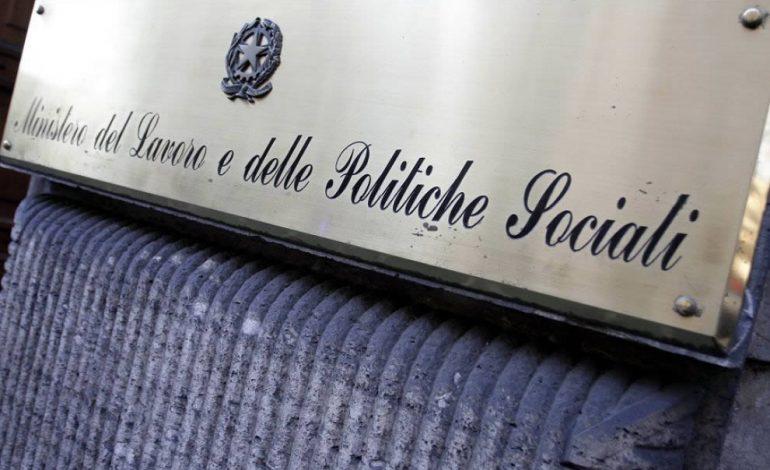 APS/ODV COSTITUITE CON MENO DI SETTE SOCI: DIETRO-FRONT DEL MINISTERO