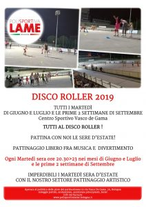 BOLOGNA, DISCO ROLLER @ Bologna