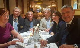 POLITICHE INTERNAZIONALI, INCONTRI BILATERALI IN EUROPA PER IL PRESIDENTE MOLEA