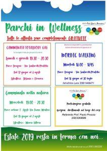 FORLI', SPORT ALL'ARIA APERTA con AICS CON Parchi in Wellness @ Forli