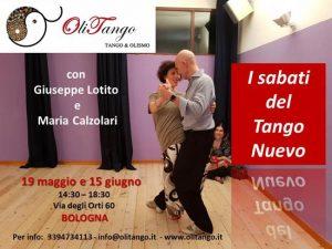 BOLOGNA, STAGE DI TANGO NUEVO CON GIUSEPPE LOTITO @ Bologna